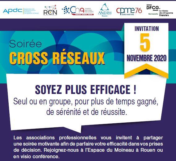 Cross Réseau 5 novembre